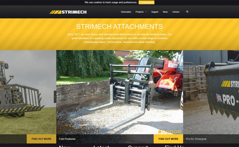 Strimech Attachments